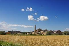 Hasslarps sockerbruk Royalty-vrije Stock Fotografie