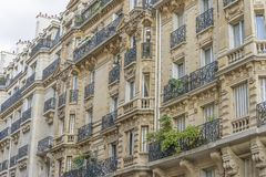 Hassmannian builings in Paris
