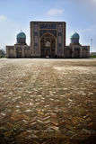 Hast Imam, Tashkent Photo stock