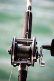 Haste de pesca Imagem de Stock Royalty Free