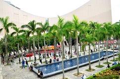 Hasten Kowloon-des Bahnglockenturmquadrats Lizenzfreies Stockbild