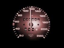 hastighet arkivfoto