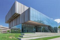 Hastighet Art Museum på det Louisville universitetet arkivbild