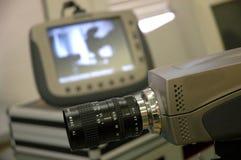 hastighet för kamera royaltyfria foton