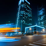 Hastighetsbuss Arkivfoto