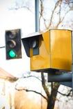 Hastighetskamera Royaltyfri Bild