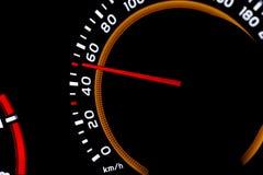 Hastighetsmätare Arkivfoton