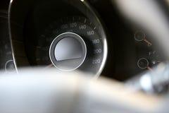 Hastighetsmätare hastighet arkivbilder