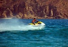 hastighetssportvatten Arkivfoton