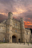 Hastings Battle Abbey Royalty Free Stock Photo