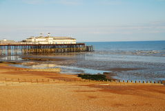 Hastings beach, England Stock Photo