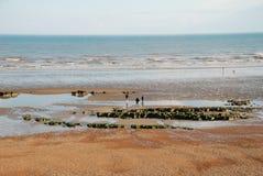 Hastings beach, England Royalty Free Stock Photo