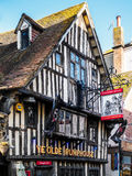HASTINGS, EAST SUSSEX/UK - NOVEMBER 06 : Ye Olde Pumphouse in Ha Stock Images