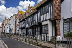 Hastings i Sussex arkivbild