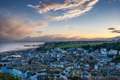 Hastings i Sussex arkivfoton