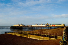 Hastings Pier Stock Photo