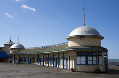 Hastings Pier dome, East Sussex Royalty Free Stock Photos