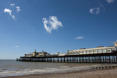 Hastings Pier, East Sussex Royalty Free Stock Photos