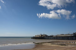 Hastings Pier, East Sussex Royalty Free Stock Photography