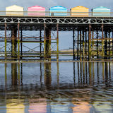 Hastings Pier Stock Photography