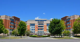 Hastings rezydencja ziemska, Belleville, Ontario Zdjęcia Royalty Free