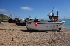 Hastings Royalty Free Stock Photos