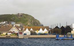 Hastings Sussex UK Arkivbilder