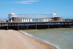 Hastings Victorian pier Royalty Free Stock Photography