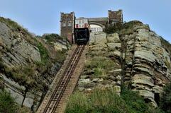 Hastings wzgórza dźwignięcie Zdjęcie Stock