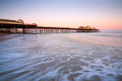 Hastins pier, East Sussex, UK. Stock Photo