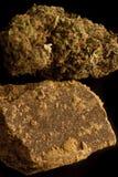 haszyszowa marihuana zdjęcie stock