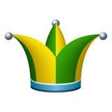 HatÂŒ do palhaço imagem de stock royalty free