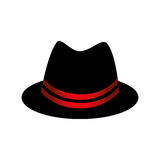 Hat accessory icon Stock Image