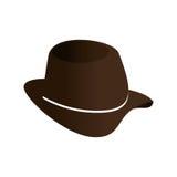 Hat accessory icon Stock Photo
