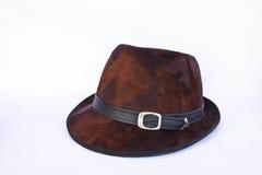 Hat&fashion do jogador Fotos de Stock