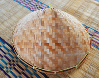 Hat Bamboo Royalty Free Stock Photos