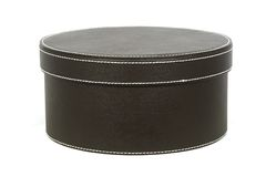 Hat Box Royalty Free Stock Images