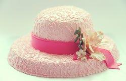 Hat cake Stock Photography