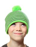 Hat clothing boy Royalty Free Stock Photos