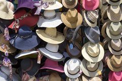 Hat Collection Royalty Free Stock Photos