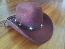 Hat. Cowboy hat Stock Image