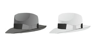 Hat fedora Stock Photos