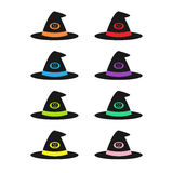 Hat of Halloween Royalty Free Stock Image