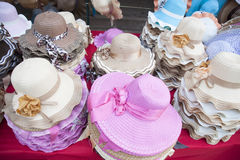 Hat is handcraft Royalty Free Stock Images
