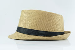 Hat isolate on the white background.  stock photos