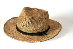 Hat Isolated. Sun protection hat Isolated white background Royalty Free Stock Photo
