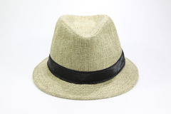 Hat isolated on white background. Royalty Free Stock Photography