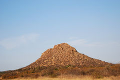Hat mountain Royalty Free Stock Photography