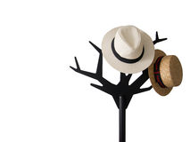 Hat on pole Stock Images