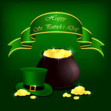 Leprechauns gold Royalty Free Stock Photography